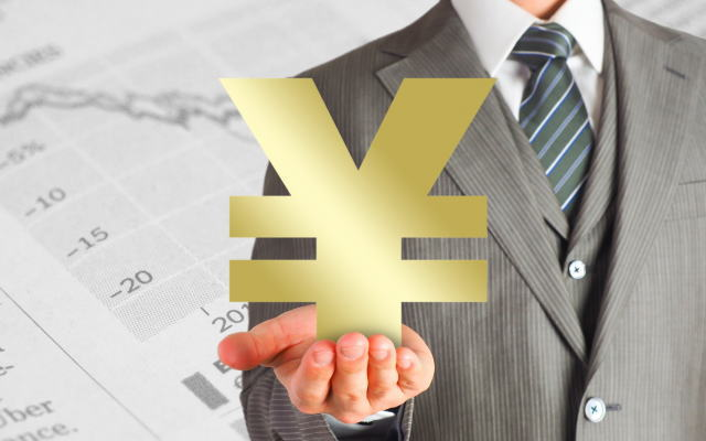 証券市場イメージ画像